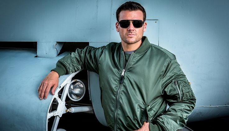 Куртка МА-1 #аляска #парка #куртка #мужская куртка #зимняя куртка #usalpha.com #бомбер #летная куртка #демисезон