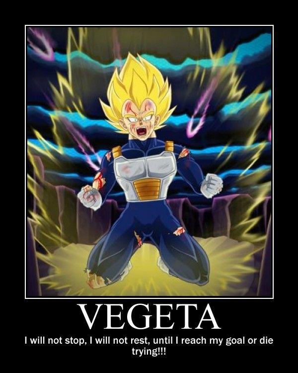 Vegeta Motivator by KATTALNUVA.deviantart.com on @deviantART