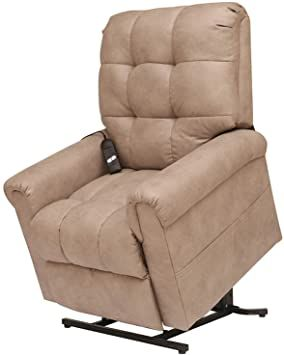 WSN Power Lift Recliner Chair for Elderly, Position Reclining Lift Chair Power Lift Electric Recliner Chair with Vibration Massage with 2 Side Pockets Rocker Recliner Chair, Sofa Chair, Lift Recliners, Fabric Sofa, Living Room Chairs, Simple Style, Simple Designs, Lounge, Massage
