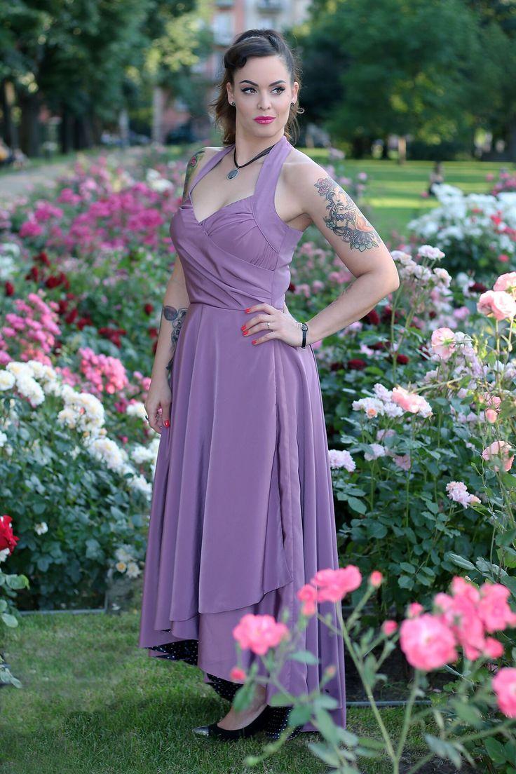 42 best Rockabilly bridesmaids images on Pinterest | Rockabilly ...