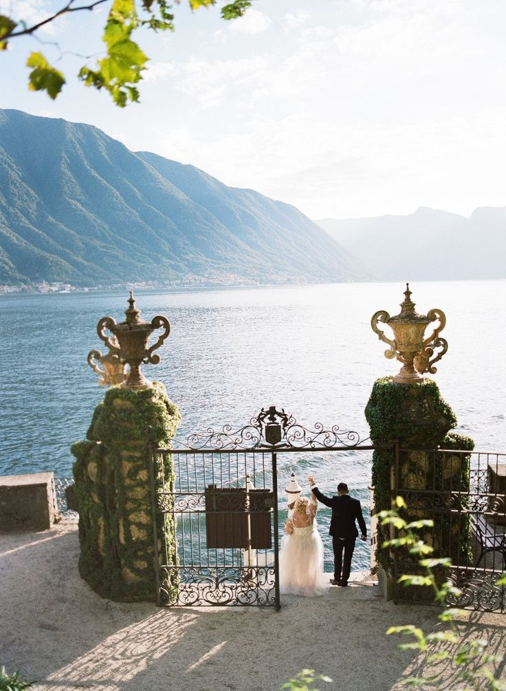 Elopement in Lake Como? Yes please!!!!