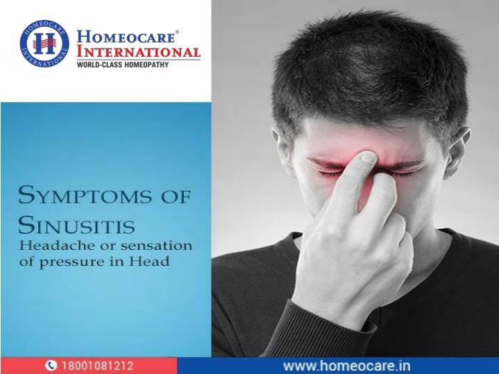 Paranasal sinuses are air-filled spaces located within the bones of the skull and face. It is an irritation of the sinuses that causes the sinus blockage in the nose. It inflamed due to of bacteria, virus, allergy and chemicals. Homeopathy gives an effective treatment to a wide range of sinusitis. Homeopathy treatment for sinusitis is best at Homeocare International. It gives perfect solution to prevent the sinusitis. Get relief from your sinusitis problems with Homeopathy.