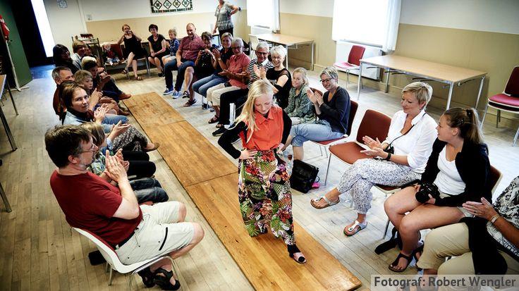 Unge gav de gamle klude et nyt liv - mitFyn.dk - Fyn - Faaborg-Midtfyn