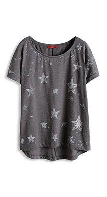 Esprit / Rento t-paita, tähtipainatus - maybe