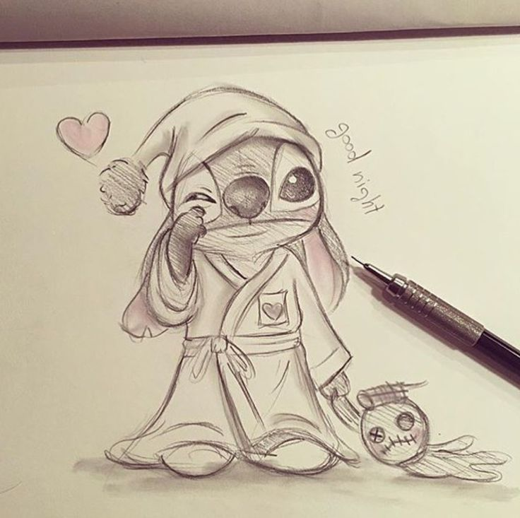Stitch – #Stitch #tekenen