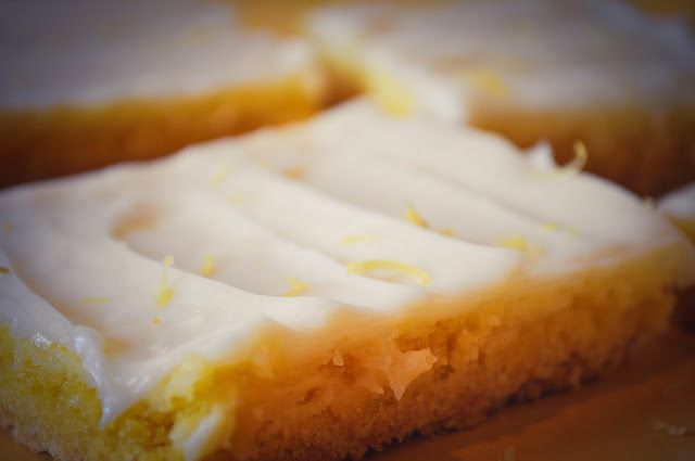 Cream Cheese Lemon Bars - Lemon Sugar