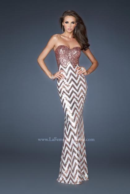 105 best 2013 La Femme Dresses images on Pinterest | Ball gown ...