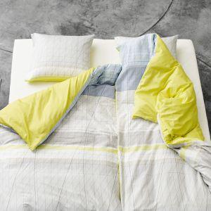 [おしゃれリネン/ベット布団カバー] HAY(ヘイ) / Bed linen ベッドリネン 布団カバー&ピローケースセット Colour Block イエロー - こんな生活。~北欧インテリアブログ~|yaplog!(ヤプログ!)byGMO