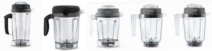 Vitamix Containers Explained!
