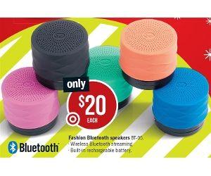 Fashion Bluetooth Speakers