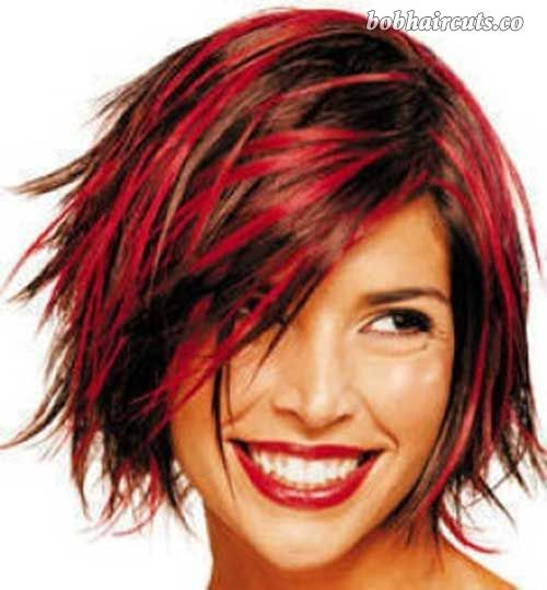 15 Best Short Funky Bob Hairstyles - 12 #ShortBobs