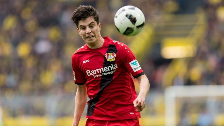 Kai Havertz signs long-term contract extension with Bayer Leverkusen