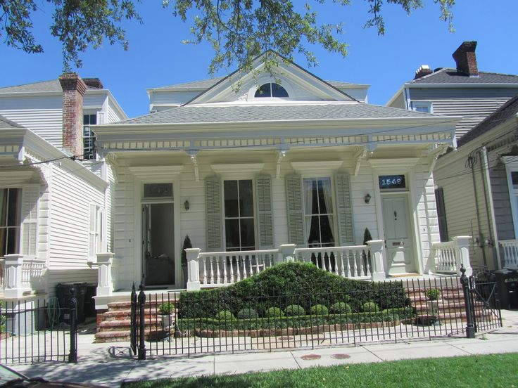 1000+ Ideas About New Orleans Homes On Pinterest