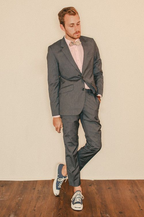 36 best images about Suit and Sneakers on Pinterest ...