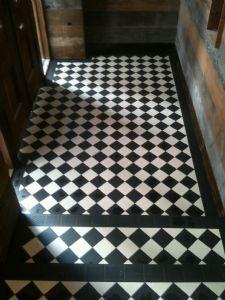 Regeneration Tiles - Ceramic Printed Borders, Ceramic Embossed Border, Glass Tiles, Tessellated tile