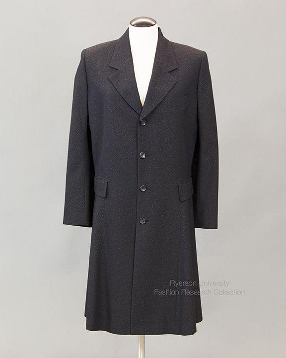 Women's tailcoat. By Rei Kawakubo Comme des Garcons. C. 1990. FRC 2006.01.023