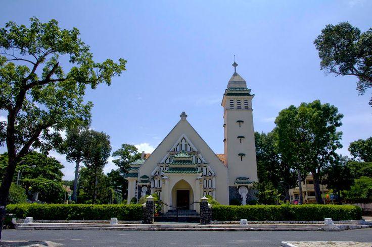 Nhà thờ Vũng-Tàu  (Vung Tau church)