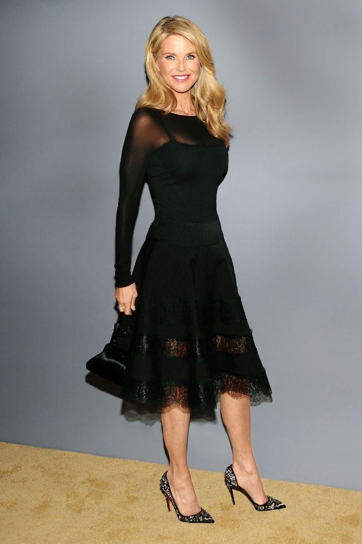 Beauty Diaries: Christie Brinkley - HarpersBAZAAR.com