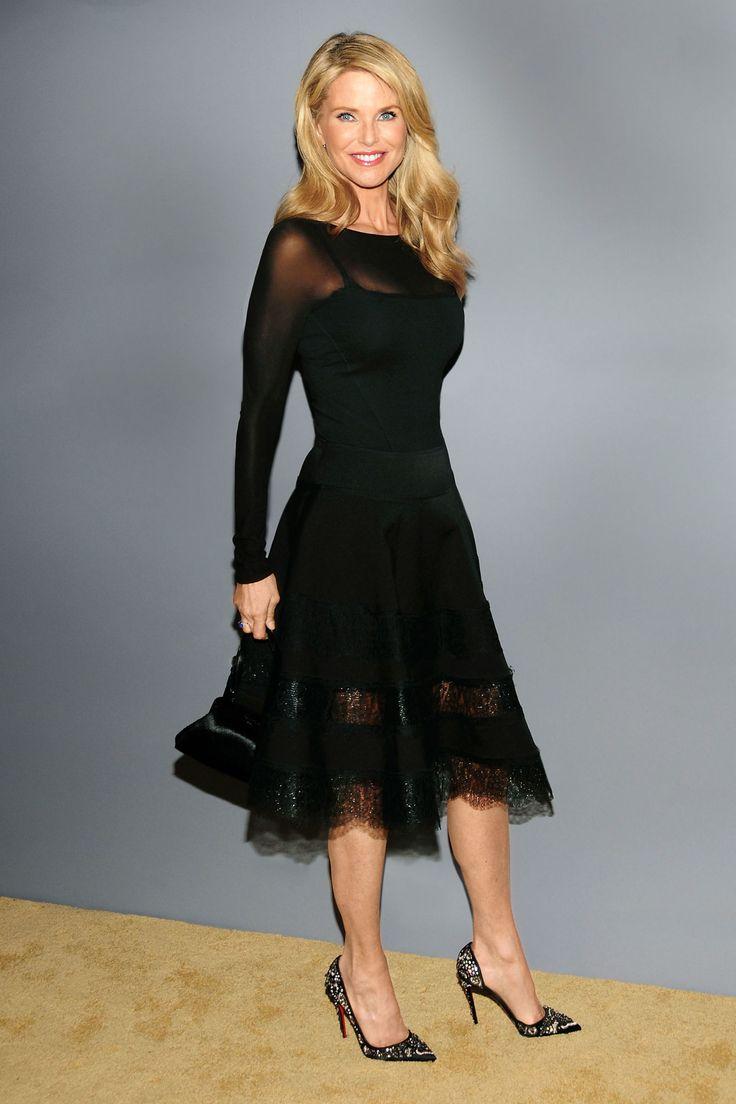Beauty Diaries: Christie Brinkley  - HarpersBAZAAR.com