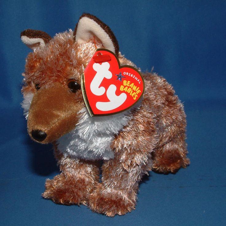 Ty Beanie Baby Pungo - MWMT (Wolf Red Internet Exclusive) #TY #BeanieBaby
