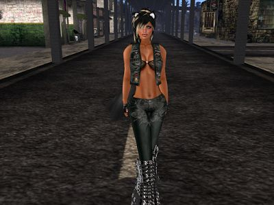 Martinas modeling Journey: iNEDIT Women mesh  *Live to Ride*
