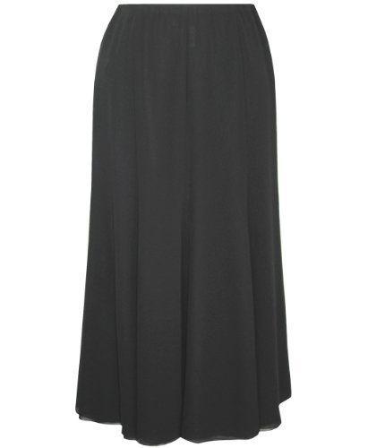 Plus Size Deep Space Skirt Alex Evenings. $80.00