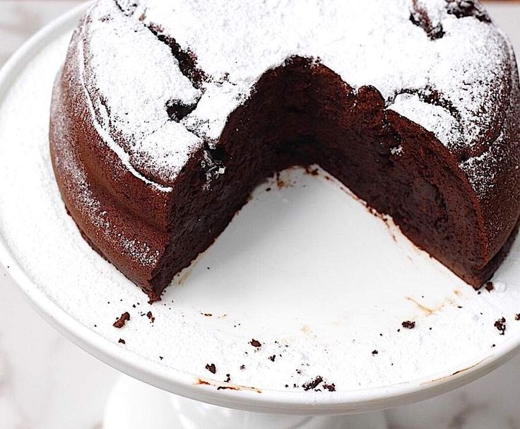Recipe Flourless Chocolate Cake Gluten Free by Hungry And Fussy - Recipe of category Baking - sweet