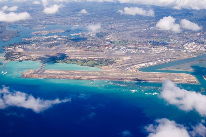 Honolulu International Airport (HNL) is surprisingly easy to navigate when you're island-hopping or arriving in or departing from the Islands.