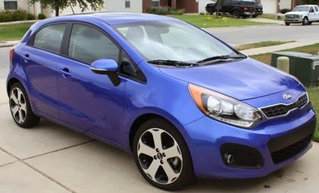 16 Reasons the 2013 #Kia Rio Rocks! ~ Planet Weidknecht