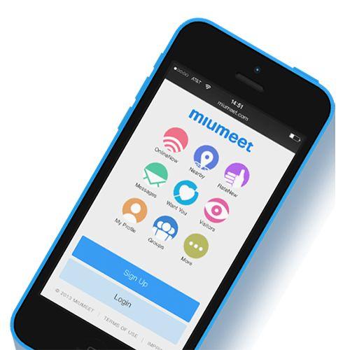 Miumeet: Une appli #rencontre #gratuite et sympa