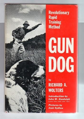 I have not read this yet, but I plan on it. Any training book by Richard A. Wolters is a great investment.
