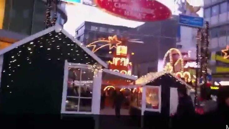Saarbrücker Weihnachtsmarkt