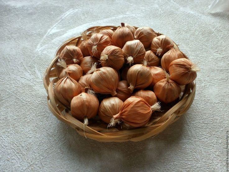 Купить Лук, 35 мм, топиарий, декор, пенопласт, 10 шт. - фрукты, искусственные фрукты