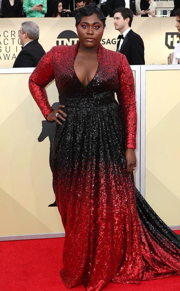Danielle Brooks from Standout Style Moments at SAG Awards 2018 | E! News