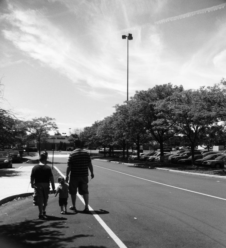 A nice walk.... At Philadelphia, PA