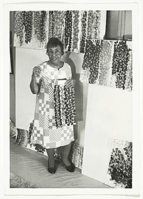 64 Best Images About Alma Thomas On Pinterest American
