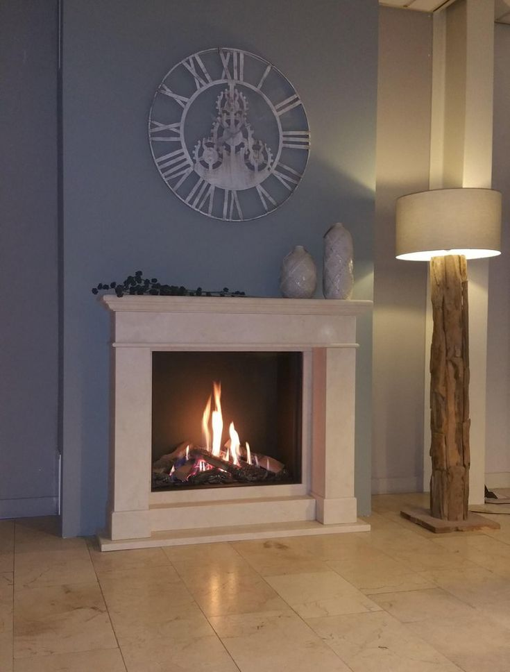 Gas Fireplace peninsula gas fireplace : 9 best images about Modern Peninsula Gas Fireplace (3 Sided) on ...