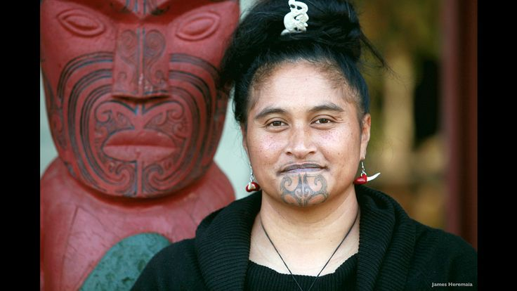 Ta moko - significance of Maori tattoos - Tourism New Zealand Media