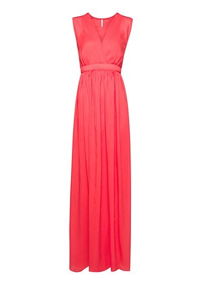MANGO - CLOTHING - V-neck gown