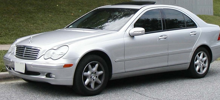 Mercedes C-240  Currently Driving Her Now <3