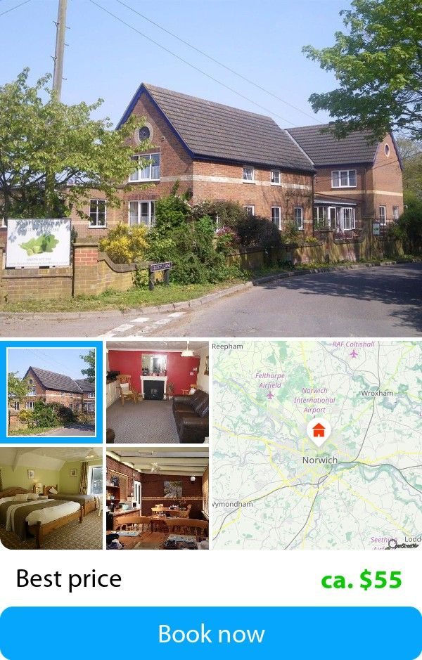 South Norfolk's Guest House (Norwich, United Kingdom) – Book this hotel at the cheapest price on sefibo.