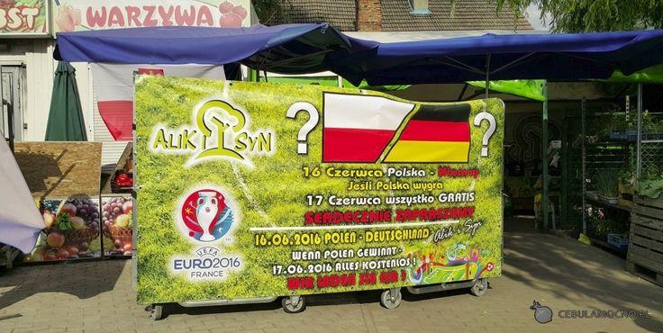 Warzywniak w Słubicach