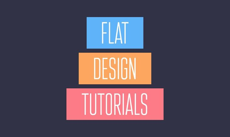 The DIY Post: Flat UI Design Tutorials