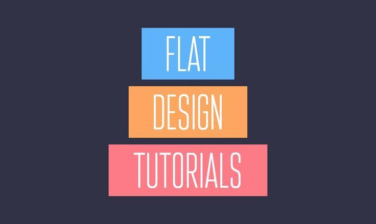The DIY Post: Flat UI Design Tutorials