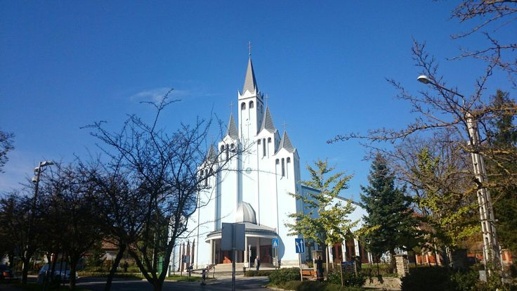 Holy Spirit Catholic Church - Heviz, Hungary