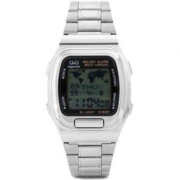 Digital jam tangan Q&Q superior MMW1-311