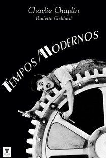 Tempos Modernos - Poster / Capa / Cartaz - Oficial 1