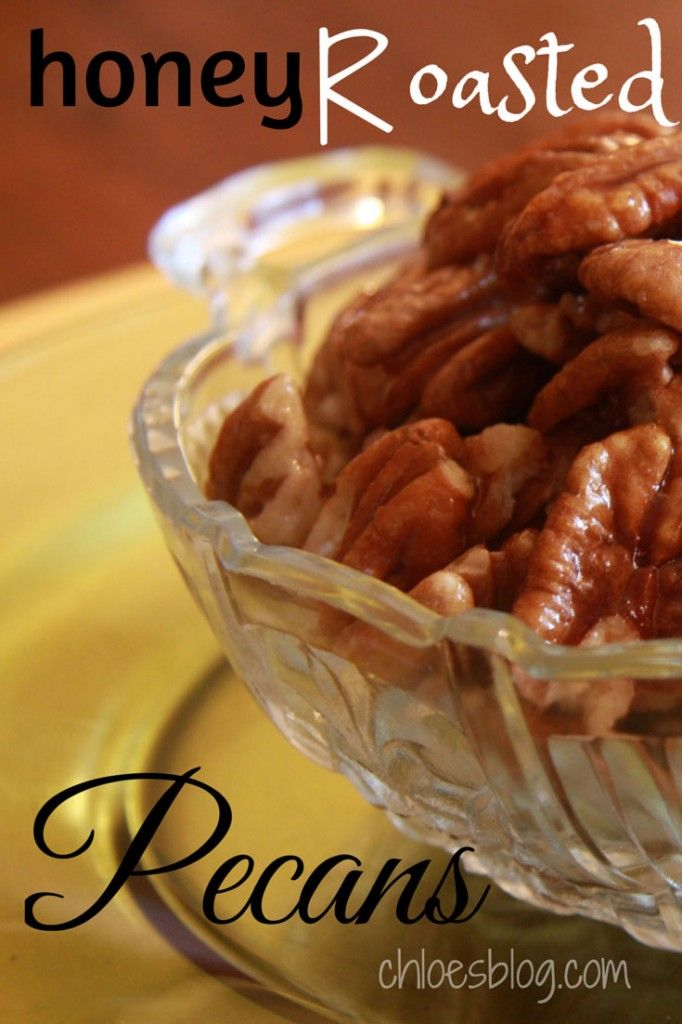 Try this easy Honey Roasted Pecan Recipe for holiday parties, as a perfect hostess gift or DIY food gift from Big Mill Bed and Breakfast, a farm B and B