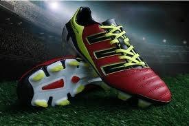 Botas de Futbol adidas adipower Predator DB TRX FG Rojo Negro