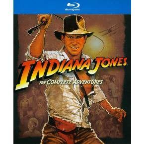 Indiana Jones: The Complete Adventures [5 Discs] [Blu-ray] : Target